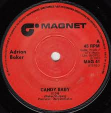 Candy baby - Adrian Baker - ( 7'' 1枚 ) - 売り手: recordsale - Id:3099738214