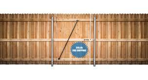 The Gate Brace Anti Sag Gate Kit