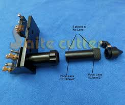 co2 laser head set mirror mounting