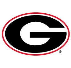 Amazon Com Georgia Bulldogs G Logo Clear Vinyl Decal Car Truck Sticker Uga Everything Else