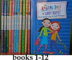 The Amazing Days of Abby Hayes Series Set, Volumes:1-12: Anne Mazer:  Amazon.com: Books