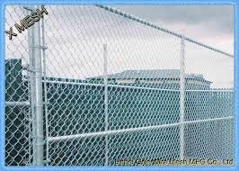 9 Gauge Aluminum Coated Steel Chain Link Fence Privacy Fabric For Commercial Residential For Sale Chain Link Fence Fabric Manufacturer From China 109452856
