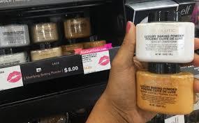 ulta makeup revolution baking powder