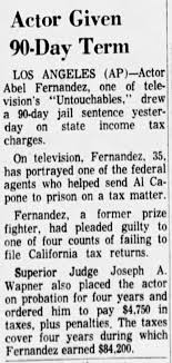 abel fernandez tax 1964 - Newspapers.com