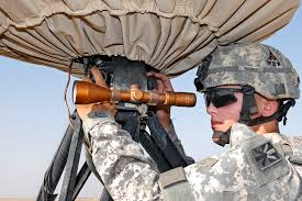 Radar system calibration | U.S. Army Pfc. Dustin Clark calib… | Flickr