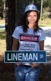 funny power lineman es esgram