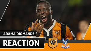 The Tigers 3 Crystal Palace 3   Reaction With Adama Diomande   10.12.16 -  YouTube
