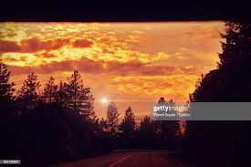 Road Passing Through Landscape Against Sky High-Res Stock Photo - Getty  Images