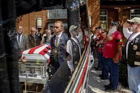 Emotional funeral for Utah soldier killed in Afghanistan