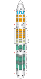 b777 200er config 1 air france