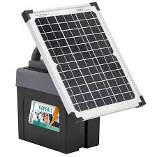 7km High Power Sporting Goods Solar Power Electric Fence Energiser With Battery Indianbusinesstrade Com