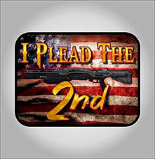 Amazon Com Vinyl Junkie Graphics I Plead The 2nd Sticker Decal Automotive