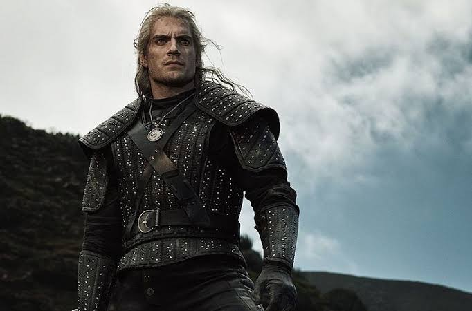 Image result for witcher series""
