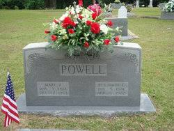 Mary Adela Armstrong Powell (1866-1953) - Find A Grave Memorial