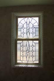 leaded glass doors windows