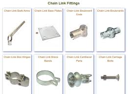 Wholesale Fence Distributors Chain Link Fittings Image Proview