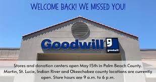 home gulfstream goodwill