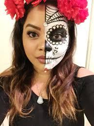 30 amazing half face makeup