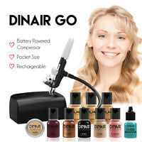 airbrush makeup bridal set clic