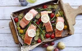 Baked Salmon Recipe: Date Night Salmon ...