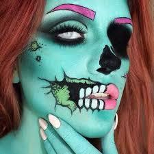 incredible halloween makeup ideas