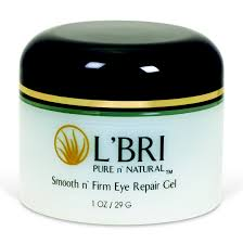 l bri smooth n firm eye repair gel