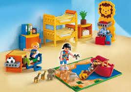 Playmobil Set 4287v1 Children S Room Klickypedia