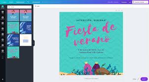 Disena Invitaciones De La Sirenita Online Gratis Canva