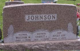 "William Manuel ""Bill"" Johnson (1903-1983) - Find A Grave Memorial"