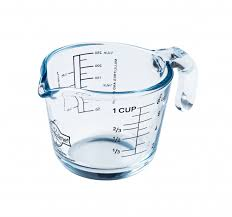 o cuisine glass measuring jug milly s