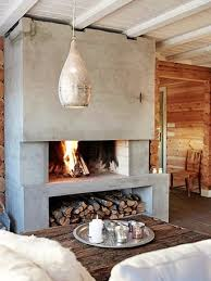 firewood storage designs for modern homes