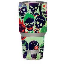 Yeti 30oz Sticker Decal Set For Your 30 Oz Tumbler Skull Squad Green Berets Itsaskin Com