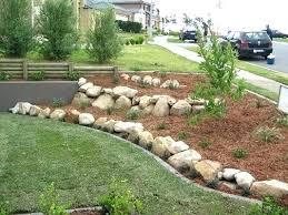 rock garden zone studio edging lawn