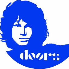 Jim Morrison Decal Jim Morrison Sticker The Doors Decal Etsy Door Decals Laptop Decal Stickers Elephant Decal