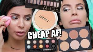 forever 21 makeup first impressions