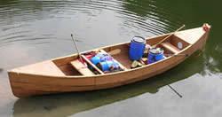 make a canoe home page