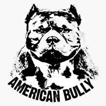 Amazon Com American Bully Stickers