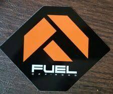 Fuel Wheels Sticker Ebay