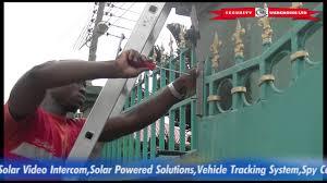 Solar Electric Fence Security Warehouse Ltd