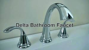 delta bathtub faucet handle