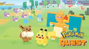 pokémon quest wallpaper play nintendo