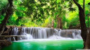 hi res waterfall wallpapers top free