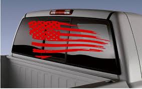 American Flag Sticker Country Flag Window Decal Usa Size 19 X 35 Ebay American Flag Sticker Custom Vinyl Decal Vinyl Sticker