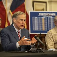 Texas Gov. Greg Abbott Says COVID-19 Cases Must Drop Dramatically Before  Bars Can Reopen - Eater Dallas