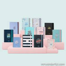 Agendas Mr Wonderful 2020 2021 Mr Wonderful