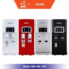 Máy Lọc Nước Nóng Lạnh Hàn Quốc REWA WATER PURIFIER