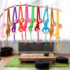 Lovely Long Arm Monkey Hanging Monkey Plush Toy Kidsbaron