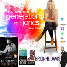 "Wendi Cooper on Twitter: ""Make sure to listen to the full episode of  Generation Jones podcast with @brionnedavis - conversations with remarkable  people who shape our world. Episode 12 #podcast https://t.co/TlxMUYyFU3…  https://t.co/t5eB6qZUuo"""