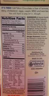 natural soymilk mint chocolate
