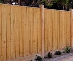 Hardwood Timber Fencing Supplies Long Flat Timbers